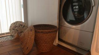 大惨事!ドラム式洗濯機からの水が溢れて無垢床に・・