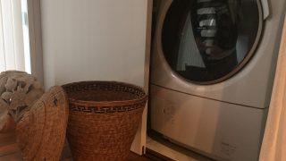 ドラム式洗濯乾燥機のトラブルが発生。原因は予想外のものでした。