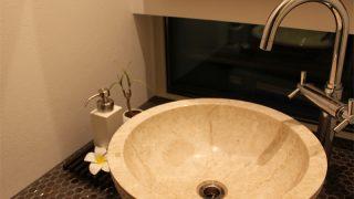 造作洗面台のススメ。造作で、できるだけ安く作る方法