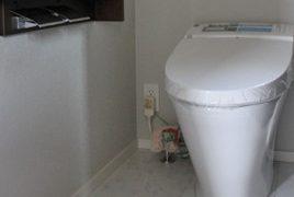 【WEB内覧会】1階トイレ(入居前)