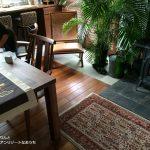 【WEB内覧会】季節で雰囲気と過ごし方が変わる、薪ストーブのあるダイニング(入居後)