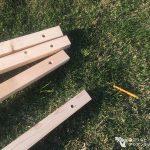 簡単DIY、ハンモックスタンドを作ってアウトドアしよう