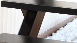 【WEB内覧会】スケルトン階段 insideリビング(入居前)