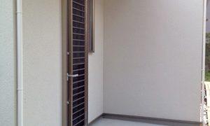 【WEB内覧会】裏玄関兼エントランスクロークの現状(入居後)