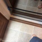 気温で感じる、タイル床+無垢床のデメリット