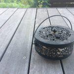 夏の風物詩、蚊取り線香ホルダー