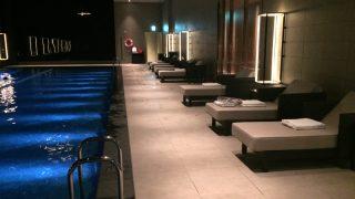 コンラッド大阪 滞在記 その6 夜景の見える大人なプール
