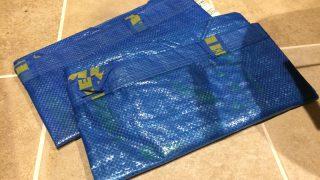IKEAの99円のブルーバッグが万能すぎる その1