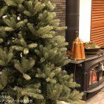 毎年大仕事になってしまうクリスマスツリー設置
