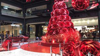 今年もやっぱり楽しい♪大阪梅田のクリスマス・2017