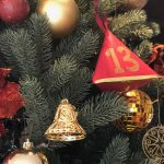 【WEB内覧会】2018年のクリスマスツリーinダイニング