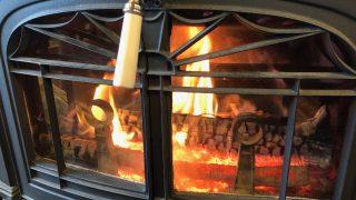 薪ストーブ不調の原因と、薪ストーブをするなら購入しておく方がいいと思う煙突掃除道具。
